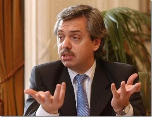 Alberto Fernández se defiende de los cables revelados por Wikileaks